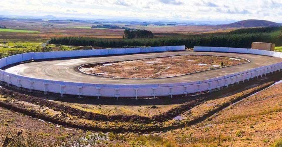GB Speedway Academy Training weekend