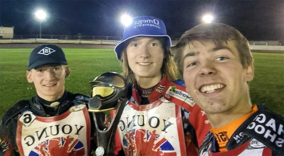 Drew Kemp – British U19 Champion