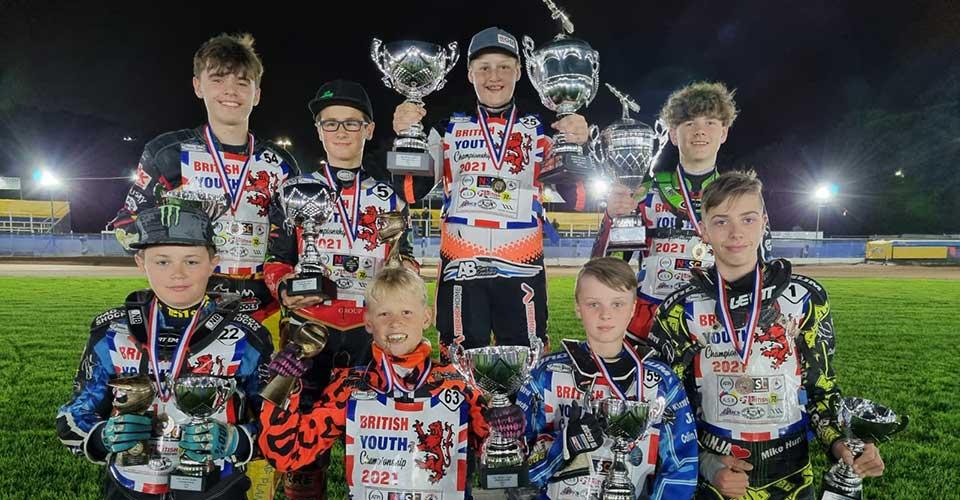 2021 British Youth Championship winners